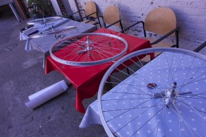 Broken Spoke Bike Coop Wheel Building