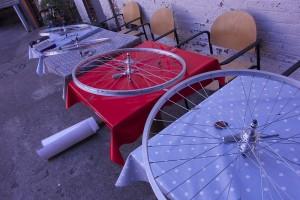 Broken Spoke Bike Coop Wheel Building