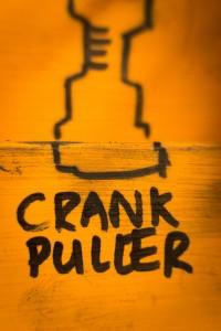 Crank Puller by Meike