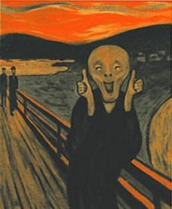 Happy Munch Scream