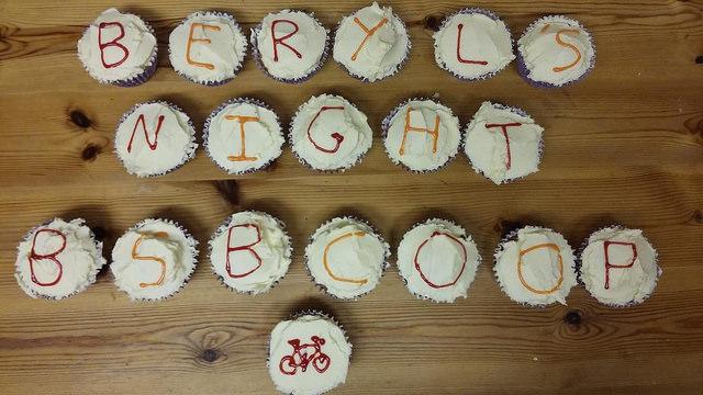 Beryl's Night cupcakes