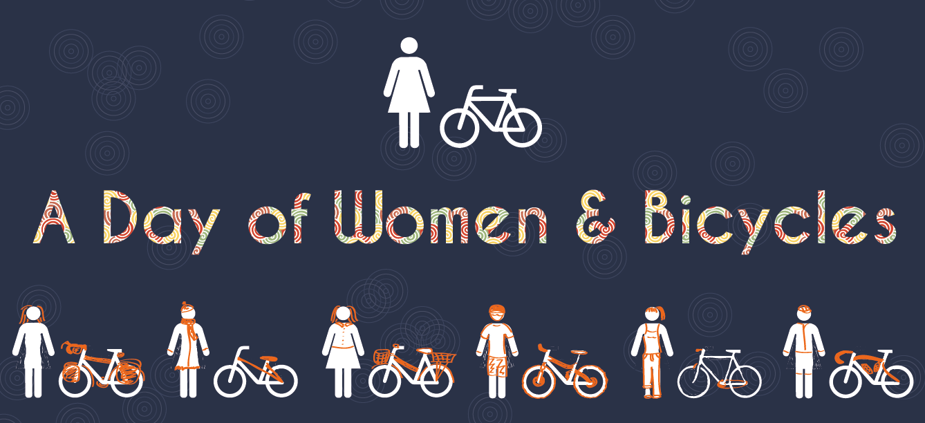 A Day of Women and Bicycles